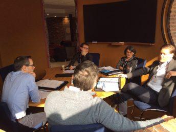 Cedep tax professionals Jubel belgische professionelen Fontainebleau Wim Wuyts