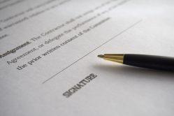 Bewijs borgverbintenis / L'obligation de caution