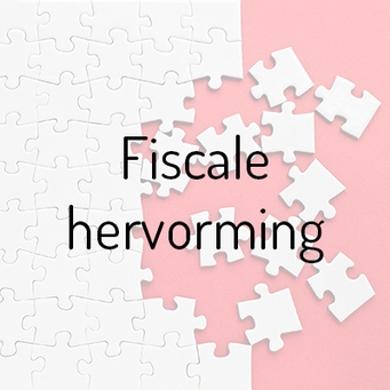 Grondige hervorming vennootschapsbelasting in de maak