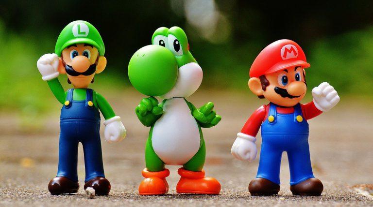 Bescherming gamepersonages als intellectueel eigendom
